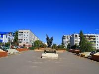 Городище, улица Маршала Чуйкова. памятник Воинам Сталинградской битвы «Взрыв»