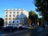Воронеж, улица Мира, дом 3. многоквартирный дом