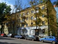 Воронеж, улица Студенческая, дом 14. многоквартирный дом