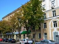 улица Феоктистова, дом 6. многоквартирный дом
