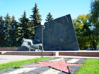 Московский проспект. памятник