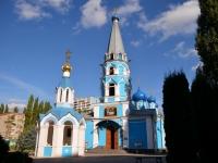 Ленинский проспект, дом 41. церковь Успения Пресвятой Богородицы