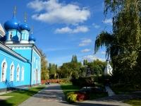 Воронеж, церковь Успения Пресвятой Богородицы, Ленинский проспект, дом 41
