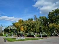 Воронеж, Ленинский проспект. парк Патриотов