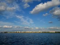 Ленинский проспект. набережная Воронежское водохранилище