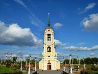 Воронеж, храм Успенский Адмиралтейский, улица Софьи Перовской, дом 9