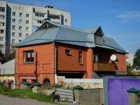 Воронеж, улица Лидии Рябцевой, дом 22. индивидуальный дом