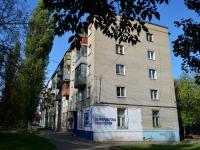Воронеж, улица Лидии Рябцевой, дом 34. многоквартирный дом