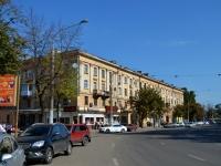 Воронеж, улица Кольцовская, дом 4. многоквартирный дом