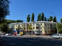 Воронеж, улица Кольцовская, дом 6. многоквартирный дом