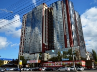 Воронеж, улица Кольцовская, дом 9. многоквартирный дом