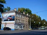 Воронеж, улица Кольцовская, дом 12. многоквартирный дом