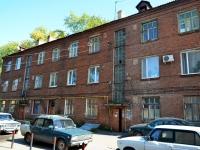 Воронеж, улица Кольцовская, дом 20. многоквартирный дом