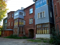 Voronezh, st Komissarzhevskoy, house 4. Apartment house