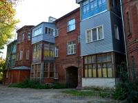 Воронеж, улица Комиссаржевской, дом 4. многоквартирный дом