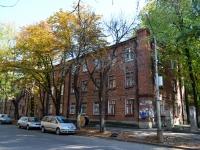 Воронеж, улица Фридриха Энгельса, дом 3. многоквартирный дом