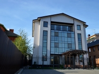 Voronezh, St Yasenki, house 5. office building