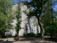 Воронеж, улица Карпинского, дом 1. многоквартирный дом