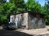 улица Урицкого. хозяйственный корпус