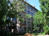 Воронеж, улица Желябова, дом 7. многоквартирный дом