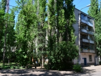 Voronezh, st Zhelyabov, house 46. Apartment house