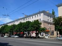 Воронеж, улица Плехановская, дом 42. многоквартирный дом