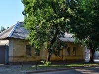Воронеж, улица Революции 1905 года, дом 10. индивидуальный дом