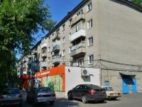 Voronezh, st Voroshilov, house 24. Apartment house