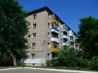 Voronezh, st Voroshilov, house 34. Apartment house
