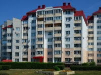 Воронеж, улица Ворошилова, дом 50. многоквартирный дом