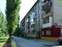 Voronezh, st Domostroiteley, house 33. Apartment house