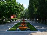 Воронеж, улица Домостроителей. памятник Солдату