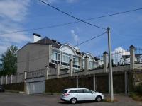 ,  , house 2А. 公寓楼