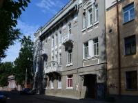 Воронеж, улица Алексеевского, дом 12. многоквартирный дом