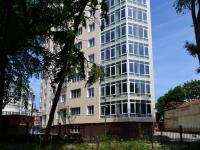Воронеж, улица Алексеевского, дом 25. многоквартирный дом