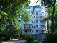 Воронеж, улица Алексеевского, дом 27. многоквартирный дом