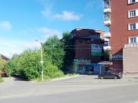 Ivanovo, Shesterin st, house 2. Apartment house