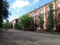 Ivanovo, st Zhidelev, house 1. office building