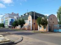 Иваново, улица Жиделева, дом 17А. офисное здание
