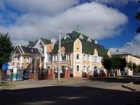 Ivanovo, st Zhidelev, house 17А. office building