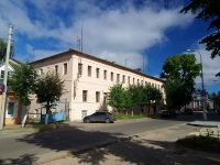 Ivanovo, st Zhidelev, house 19. office building
