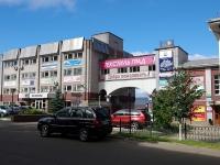 Ivanovo, Zhidelev st, house 21. office building