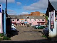 Иваново, улица Жиделева, дом 33. многофункциональное здание