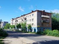 Ivanovo, Zhidelev st, house 35. Apartment house