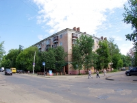 Ivanovo, st Kalinin, house 10. Apartment house