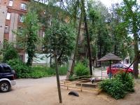 Иваново, улица Калинина, дом 21. многоквартирный дом