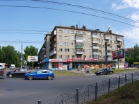 Ivanovo, Kalinin st, house 24. Apartment house