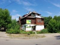 Иваново, улица Калинина, дом 56. многоквартирный дом