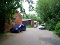 Иваново, улица Калинина. хозяйственный корпус