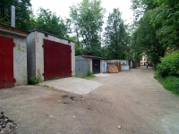 Ivanovo, st Kalinin. garage (parking)